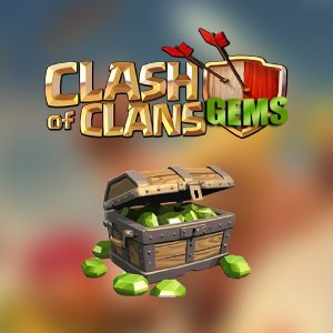 Сервер Clash of Gem для игры Clash of Clans