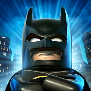 Взломанный LEGO Batman DC Super Heroes для Android