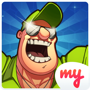 Хакнутый Jungle Clash для Android. Tower Defense в джунглях